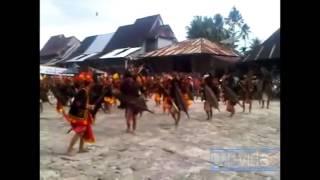 TARI PERANG TRADITIONAL DANCE NTT