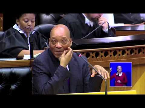 Jacob Zuma Pronunciation Compilation