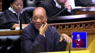 Jacob Zuma Pronunciation Compilation