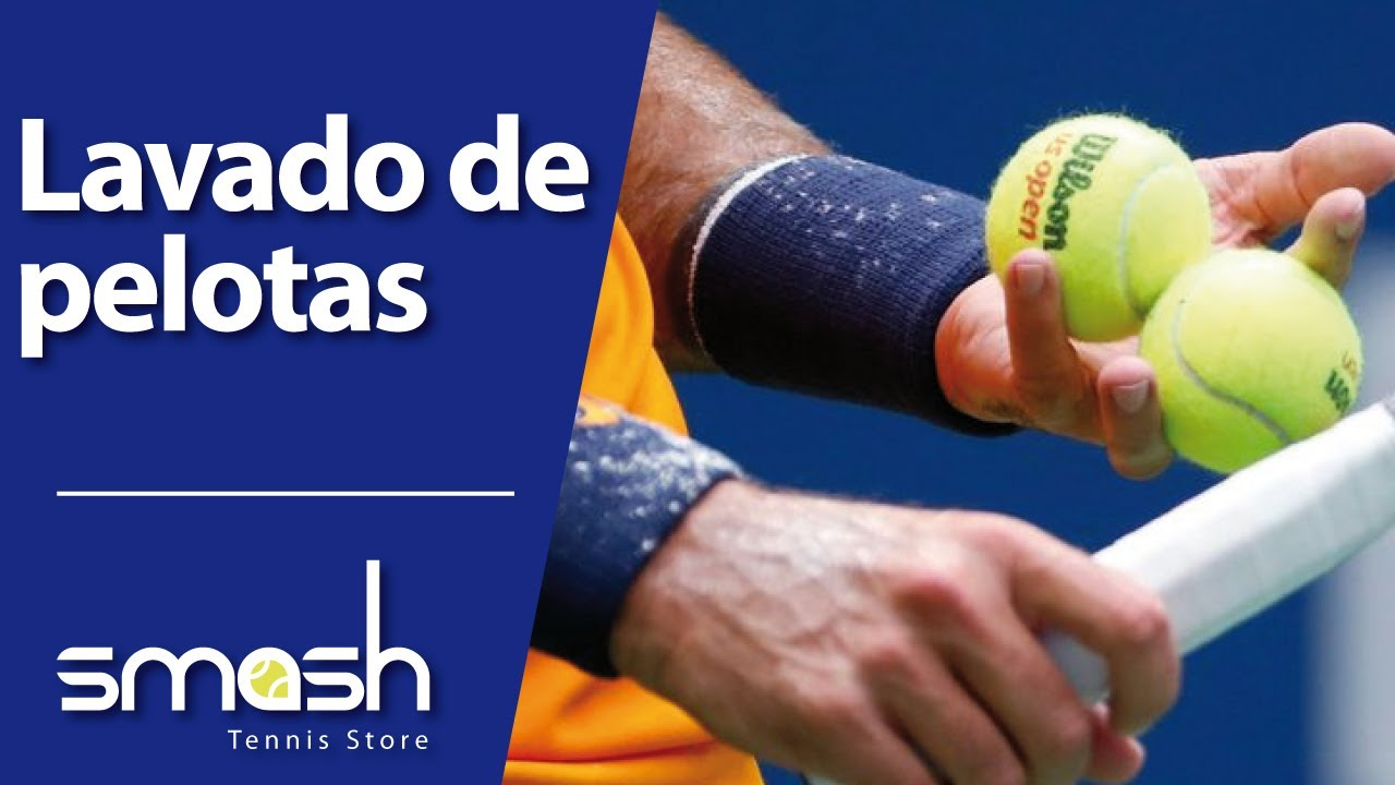Lavar pelotas de Tenis