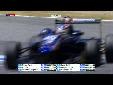 F3 OPEN 2013 Round 4 SPAIN - JEREZ race 2
