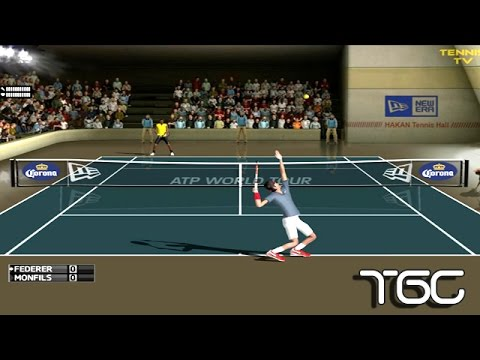 Topspin Tennis Elbow Game
