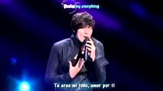 My Everything Lee Min Ho Lyrics + Sub   español   Live   HD