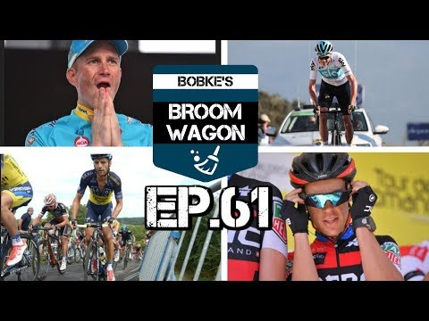 Tour de Romandie, Riders Confess to Doping, BMC Sponsor problem, Froome to Ride the Giro ep. 61