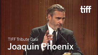 TIFF Tribute Gala Joaquin Phoenix | TIFF 2019