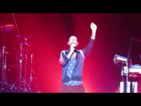 Maroon 5 V Tour Live in Hong Kong Full Concert Part 1