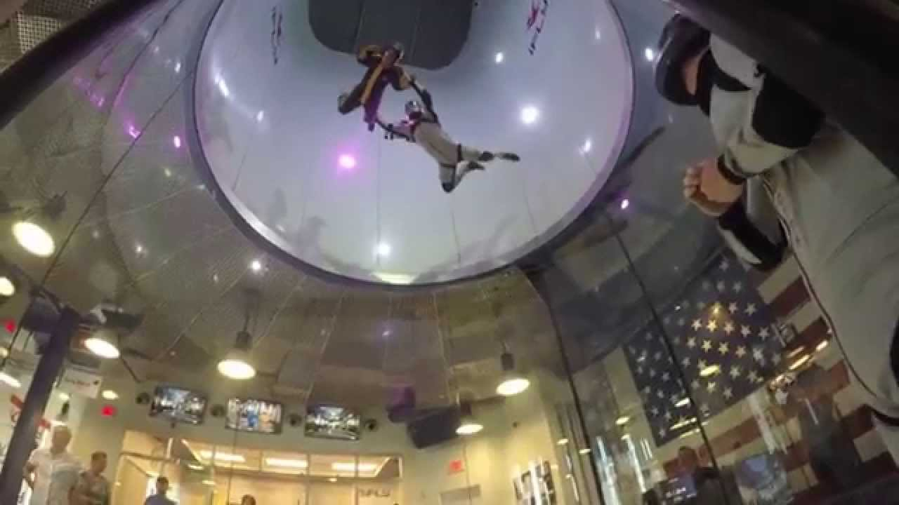 Soar With St Marys Ifly Event Youtube Singapore Adult
