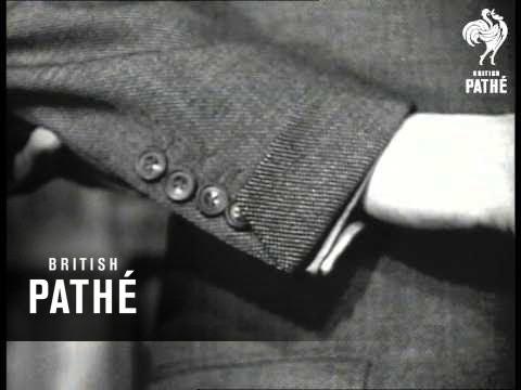 Edwardian Suit (1950)