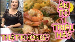 Thử đến quán bánh canh 300k ăn tô bánh canh 1 triệu đồng - Ẩm thực Việt Nam 247
