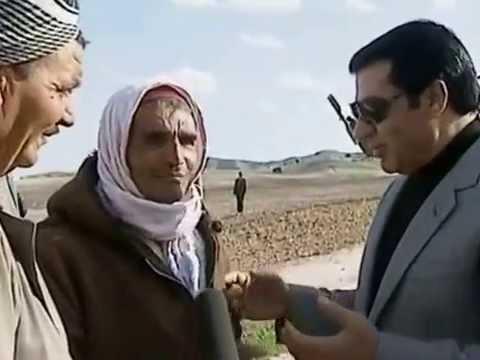Zine El Abidine Ben Ali dans les années 90