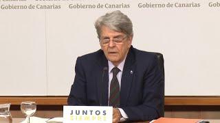 Canarias prevé que todas las islas estén el lunes en la fase 1