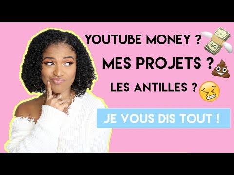 FAQ  : Mon absence, l'argent sur Youtube, faire avancer les antilles... PART 1