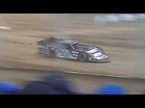 Scott Bloomquist B-main at Portsmouth Raceway 10-20-18