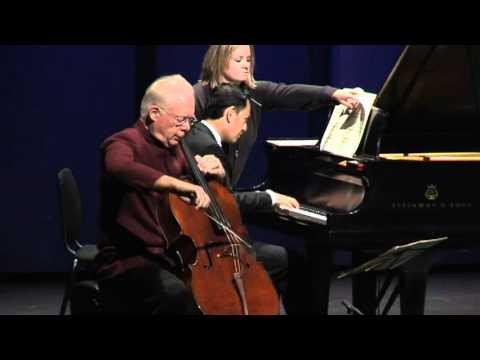 Lynn Harrell - Schumann: Adagio & Allegro