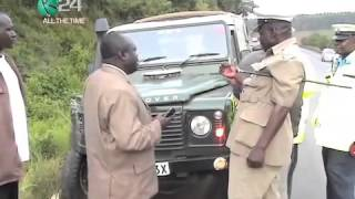Londiani Dep. County Commissioner Among 10 Injured In Nakuru-Eldoret Highway Accident