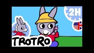 TROTRO ENGLISH🤩 - 2H - Compilation #02
