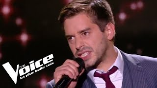 Nino Ferrer – Si tu m'aimes encore | Edouard Edouard | The Voice France 2018 | Blind Audition