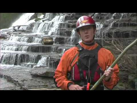 EJ's River Running Basics-  Safety and Throw Rope