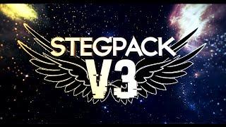 StegPack V3 Promo!