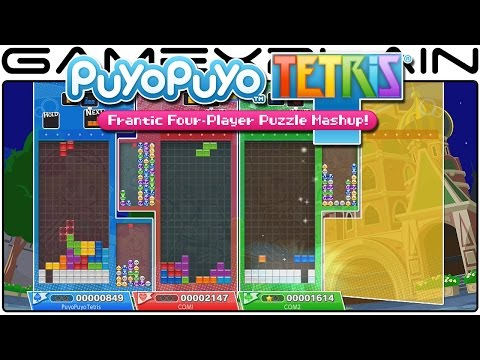 Puyo Puyo Tetris Demo - Game & Watch (Nintendo Switch)
