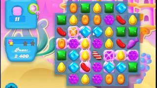 Candy Crush Saga SODA Level 166 CE