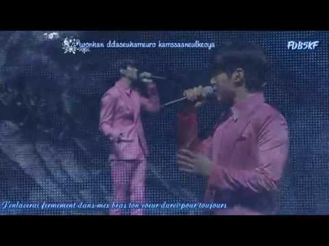 FDB5KF TVXQ  Love in the Ice  T1Story vostfr