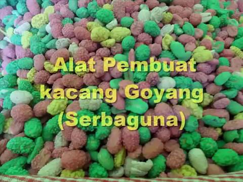 Alat & Proses Pembuatan Kacang Goyang