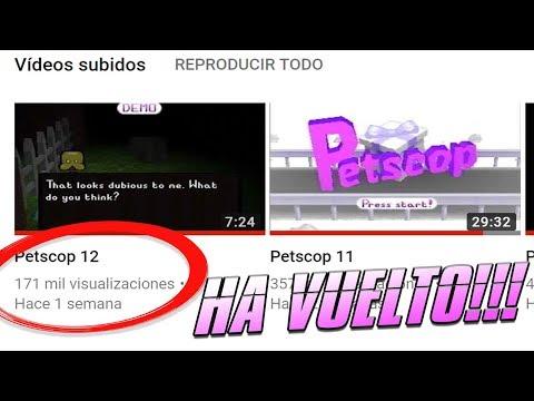 PETSCOP REGRESA MESES DESPUÉS!!!  Análisis EN DIRECTO de los NUEVOS VÍDEOS