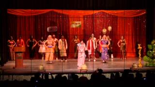 Experience India in Central Michigan-Indian Night by ISA Central Michigan University USA