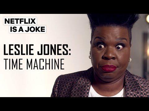Leslie Jones Has 50 More Years Of Fun Ahead | Netflix Is A Joke