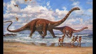 Археолог запулил версию от которой многие учёные оторопели. Кто был раньше, человек или динозавр.