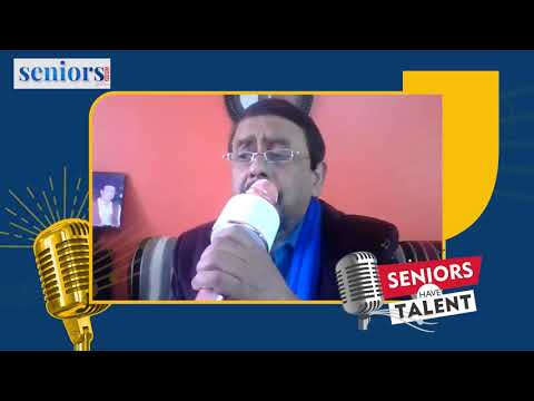 Robin Kalita Performing at Seniors Have Talent | Season Two Finale | Online Singing Contest