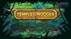 Temple of Nudges (NetEnt) SUPER MEGA WIN