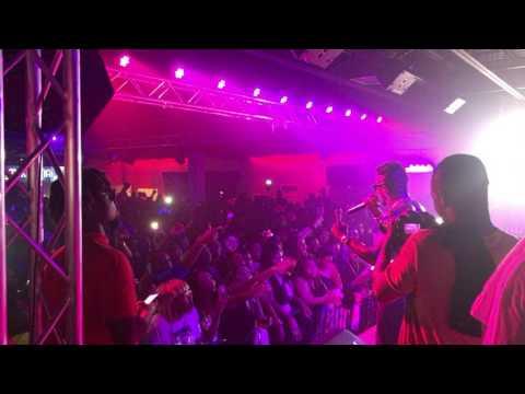Shatta Wale Ayoo Live at Karma D.C