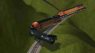 Microsoft Train Simulator Fails