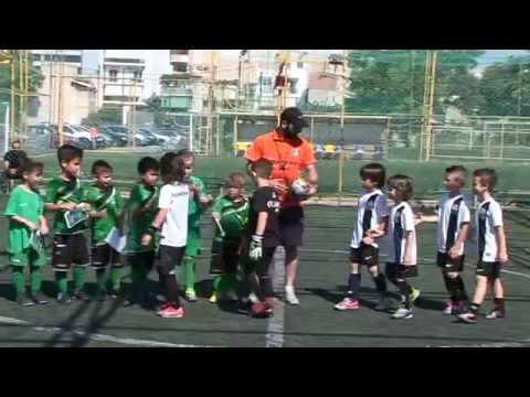 PAOK ATHENS COSMOS CLUB - AXARNAIKOS2014 A' ΗΜΙΧ.FOOTBALL CHILDREN