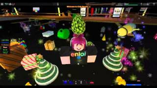 Club Nyonic ROBLOX-FIREWORKS PARTE 1