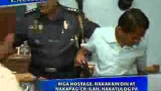 manila hostage taking crisis philippines
