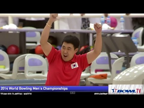 2014 World Men's Championships - Team Medal Round