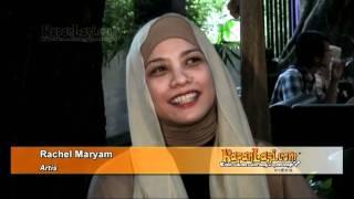 Calon Suami Ustadz, Rachel Maryam Berjilbab?