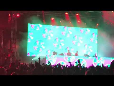 ChainSmoker Concert in Qatar