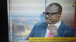 Fancy Gadam TV3 interveiw PART 1