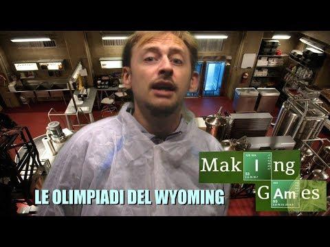 MAKING GAMES 1 - Le Olimpiadi del Wyoming