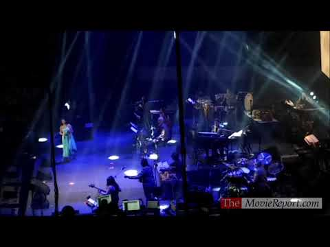 "Neeti Mohan Performs ""Jiya Re"" Live At A R Rahman Concert In Anaheim - August 19, 2018"