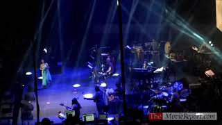"Neeti Mohan Performs ""Jiya Re"" Live At A R Rahman Concert In Anaheim - August 19, 2018"