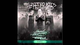 Repeat youtube video Headhunterz feat. Krewella - United Kids Of The World (Flosstradamus Remix) [Cover Art]