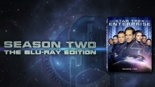 Star Trek ENTERPRISE Season 2 Blu-ray Trailer