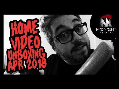 HOME VIDEO APRILE 2018: uscite horror di Midnight Factory