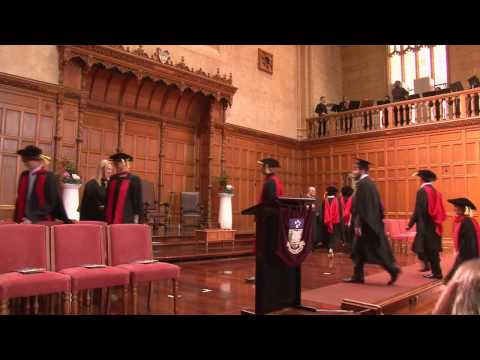 Graduation Ceremony - Wednesday 26th of April 2:00pm