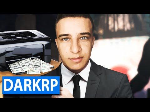 GMOD DarkRP FR #30 : Imprimons de l'argent